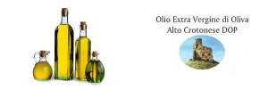 Olio extravergine d'oliva dell'Alto Crotonese D.O.P. - per la foto si ringrazia