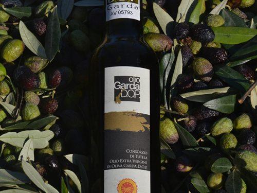 Olio extravergine d'oliva Garda – D.O.P.