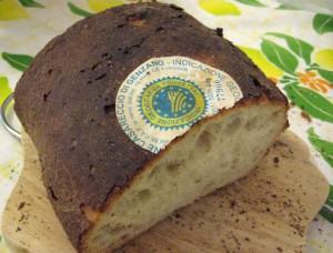 Pane di Genzano I.G.P. - per la foto si ringrazia