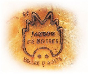 Jambon de Bosses D.O.P. - per la foto si ringrazia
