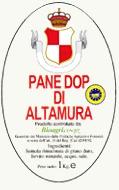Pane di Altamura D.O.P. - per la foto si ringrazia