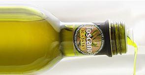 Olio extravergine di oliva Toscano  I.G.P, - per la foto si ringrazia