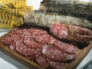 Salame di Mantova - per la foto si ringrazia