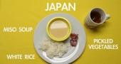 Colazione giapponese - per la foto si ringrazia BuzzFeed