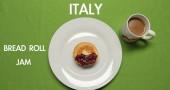 Colazione italiana - per la foto si ringrazia BuzzFeed