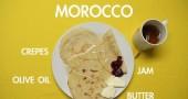 Colazione marocchina - per la foto si ringrazia