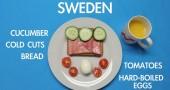Colazione svedese - per la foto si ringrazia BuzzFeed