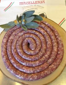 Salsiccia siciliana al finocchietto selvatico - per la foto si ringrazia