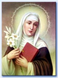 Santa Caterina da Siena - per la foto si ringrazia