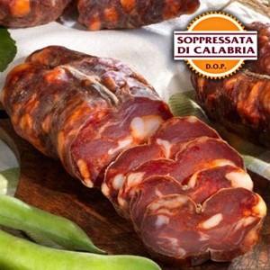 Soppressata di Calabria D.O.P. - per la foto si ringrazia