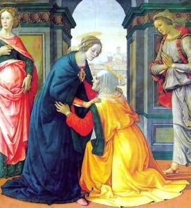 Visitazione della Beata Vergine Maria - per la foto si ringrazia
