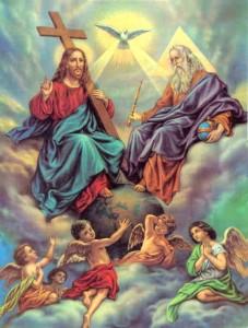 Santissima Trinita - per la foto si ringrazia