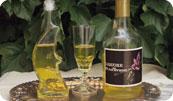 Liquore allo zafferano d'Abruzzo P.A.T. - per la foto si ringrazia