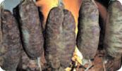 Salsicciotto di Pennapedimonte P.A.T. - per la foto si ringrazia