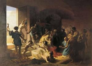 Santi Primi Martiri della Santa Chiesa di Roma - per la foto si ringrazia