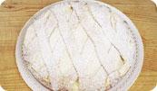 Pizza di ricotta P.A.T. - per la foto si ringraziza