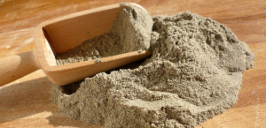 Farina di grano arso - per la foto si ringrazia