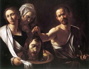 Martirio di San Giovanni Battista - per la foto si ringrazia