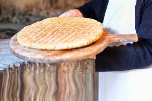 Pizza scime P.A.T. - per la foto si ringrazia