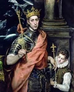 San Ludovico (Luigi IX)