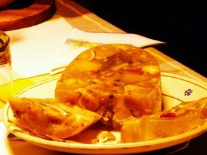 Gelatina di maiale P.A.T. - per la foto si ringrazia