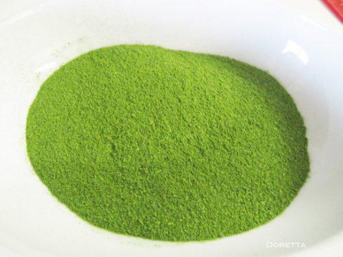 Farina di spinaci