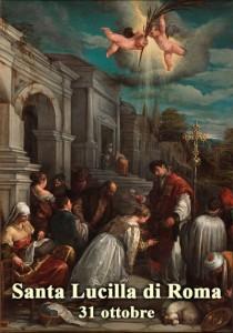 Santa Lucilla di Roma