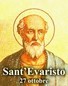 Sant'Evaristo - per la foto si ringrazia