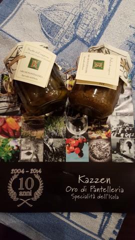 Kazzen s.r.l. - Oro di Pantelleria