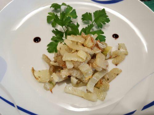Finocchi al forno (ricetta light)