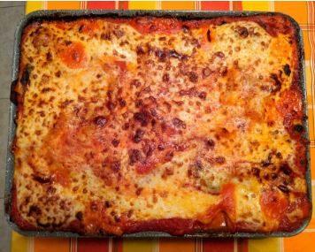 """""""LA MIA PASTA CHINA ARUFURNU"""" – Pasta ripiena al forno (Agostino Falcone version)"""