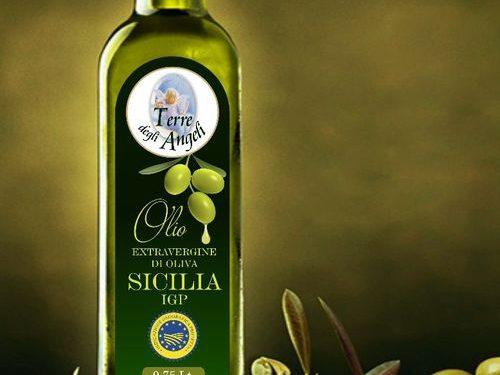 Olio extravergine Sicilia – I.G.P.