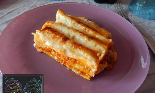Cannelloni con Ragu'