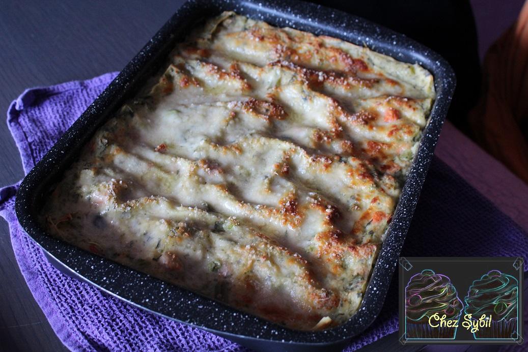 Lasagne alle Verdure e Formaggi
