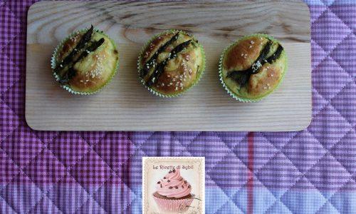 Muffins agli Asparagi