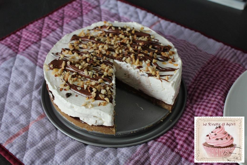 Cheesecake con Nocciole, Nutella e Miele
