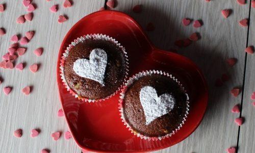 Muffins di Semola al Triplo Cioccolato