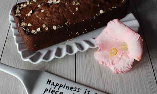 Plumcake al Grano Saraceno con Nutella e Panna