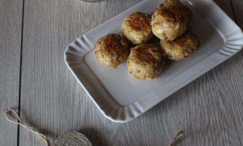 Polpette di Cereali Misti e Parmigiano