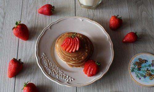 Pancakes leggeri (gluten-free)