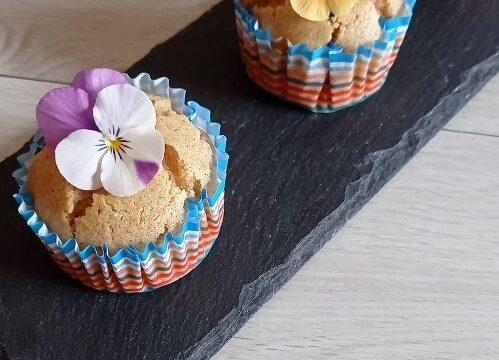 Muffins Integrali al Burro di Arachidi
