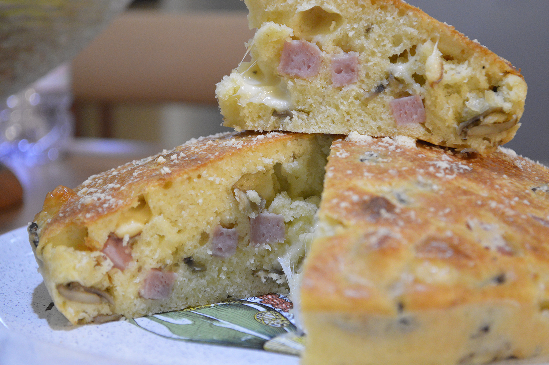 Cucina Con Chicca : Torta salata panna prosciutto e carciofi chicca in cucina