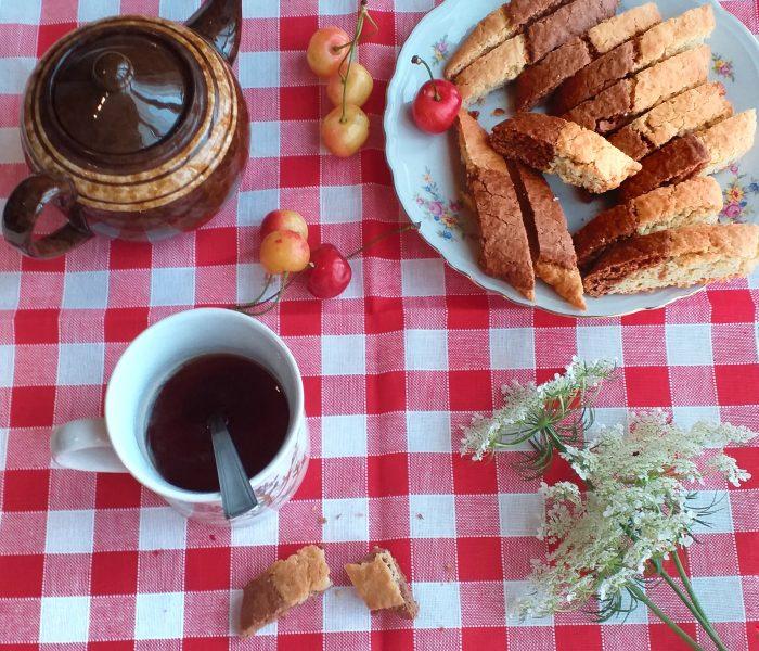 Biscotti da inzuppo…per un dolce risveglio!