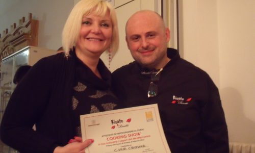Marcello's cooking show – Orvieto