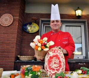 Chef Luca Borghini