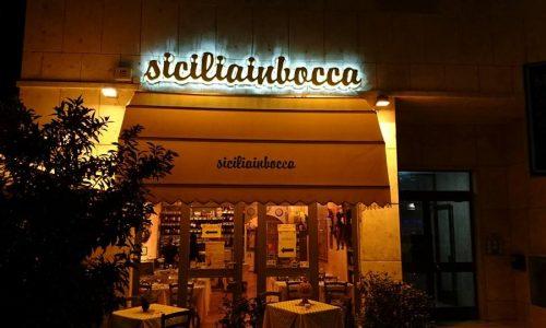 Siciliainbocca a cena con la cantina Miceli