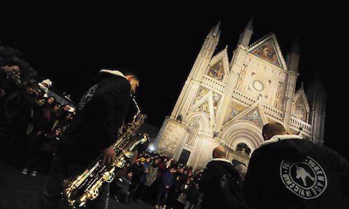 Orvieto, luogo del cuore