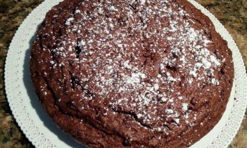 La torta dei 100 giorni di Beatrice (cioccolato e carote)