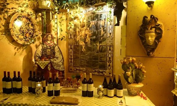 Siciliainbocca degusta Firriato