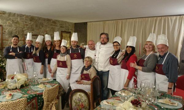 Chef Marcello Valentino al Mulino del Gusto by Risate e Risotti
